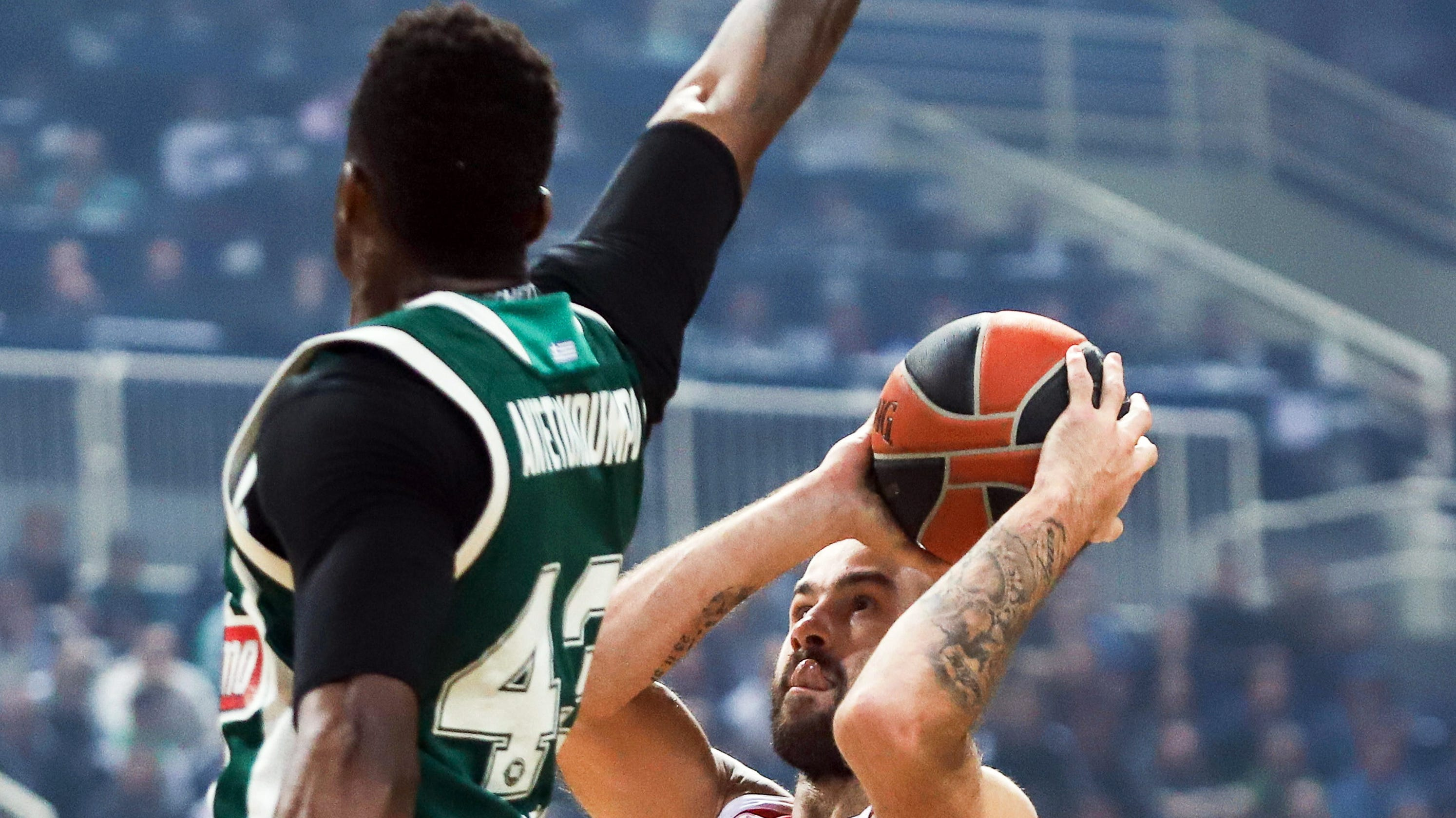 b8f51040084 How to watch Rick Pitino s coaching debut at Panathinaikos in Greece