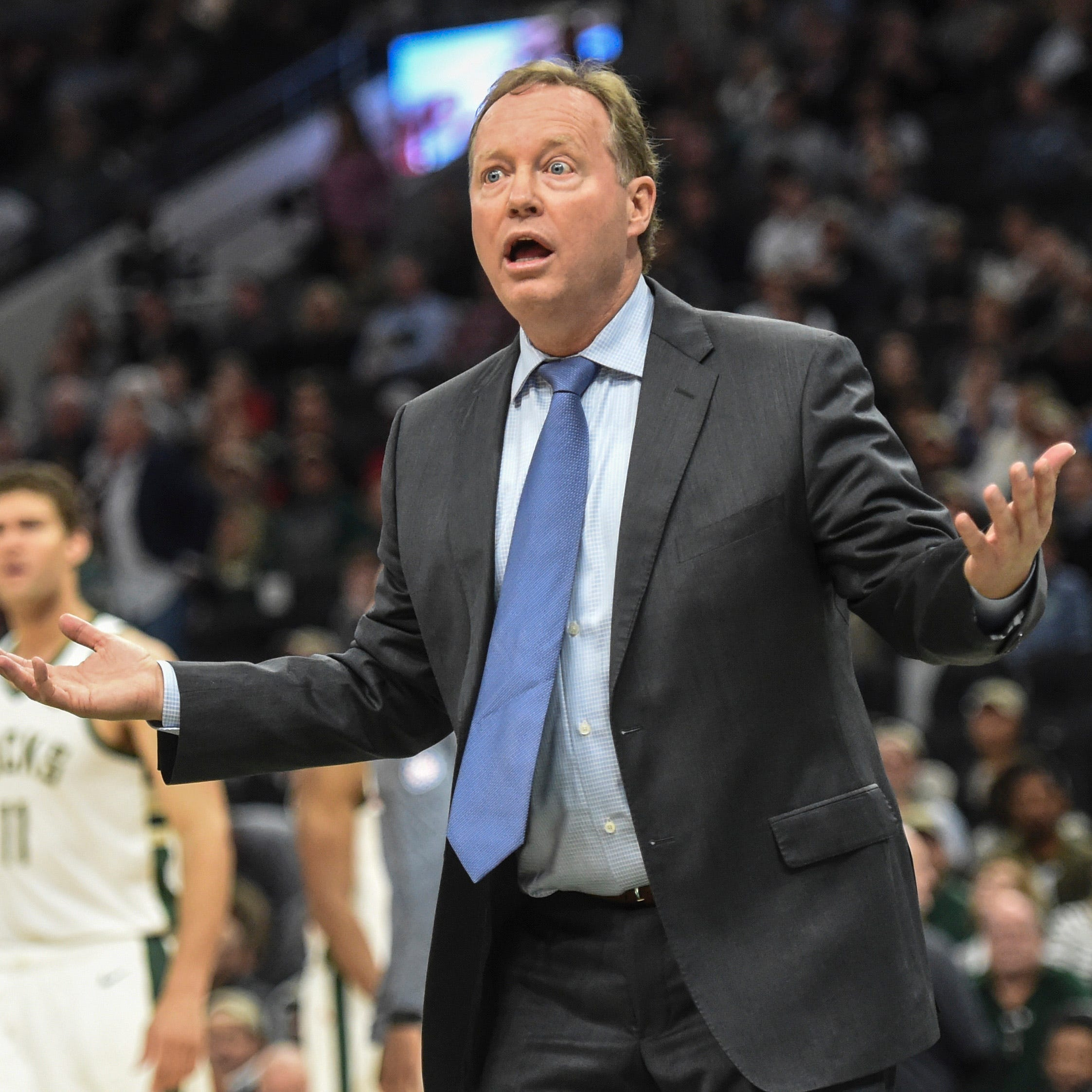 A frustrating pattern has emerged for the Bucks in November