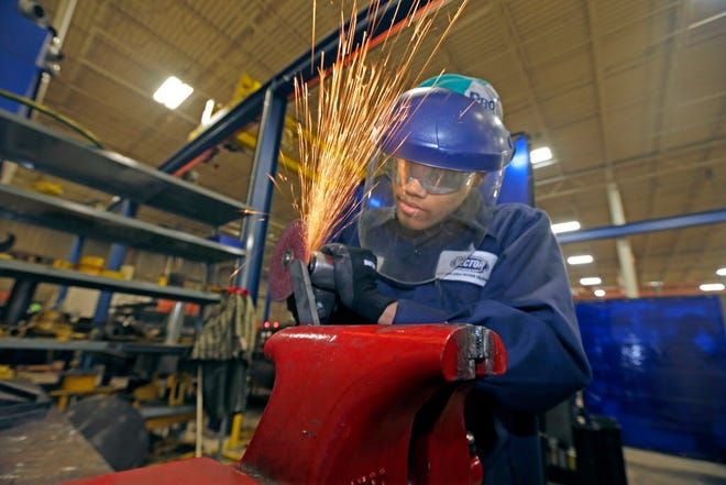 Unemployment rates remain relatively low in Wisconsin's manufacturing-centric economy