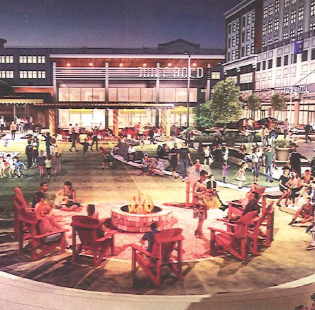 Bayshore Town Center redevelopment proposal draws hopes, concerns at first public hearing