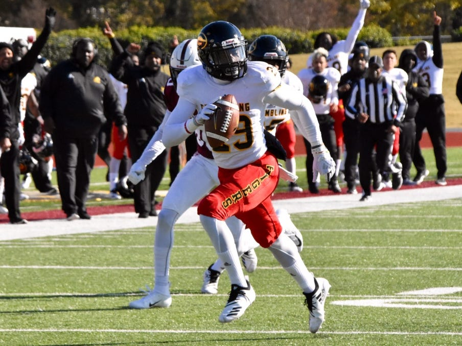 How McWilliams matured into one of Grambling's top defensive playmakers