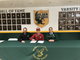 Morris Knolls senior Nicky LaBanca signed a National Letter of Intent with Sacred Heart lacrosse.