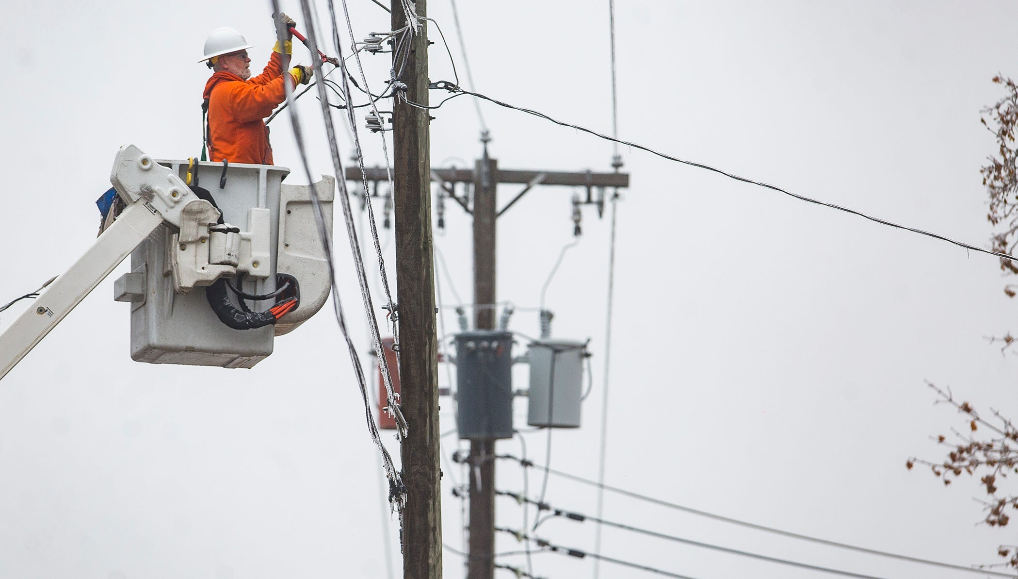 99 percent of power restored in Delaware County, I&M says