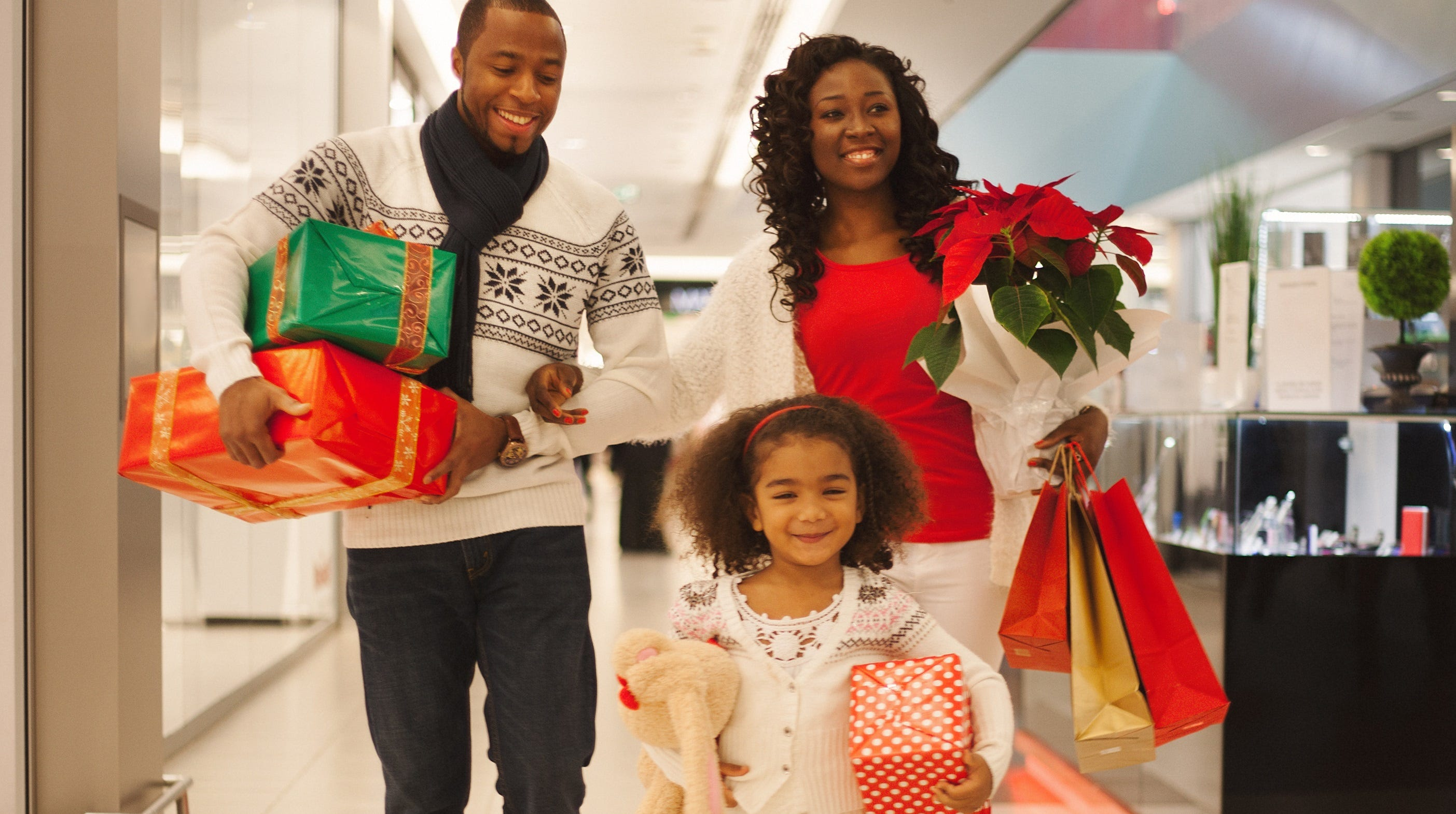 It is possible to have an enjoyable Black Friday shopping experience with kids in tow.
