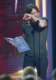 CMA Awards 2018: Keith Urban wins entertainer of the year