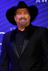 Garth Brooks played a private show at Bridgestone Arena Wednesday night.
