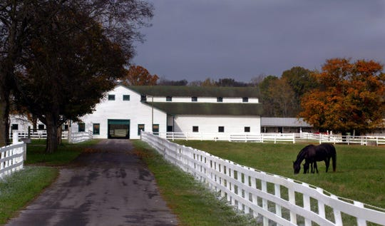 Harlinsdale Farm will become a scenic park for Franklin residents to enjoy.