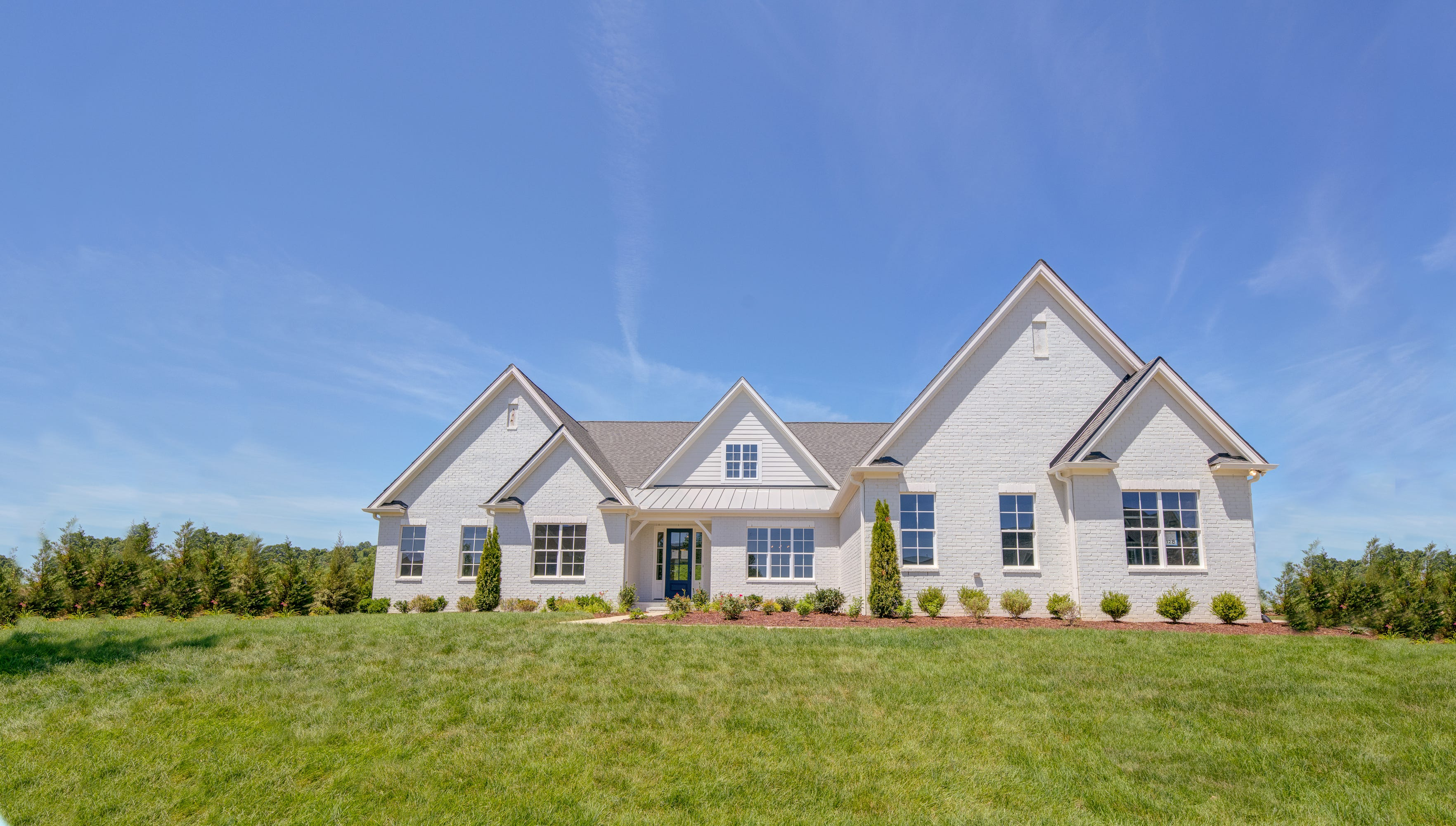 This home for sale in McDaniel Farms is the result of the builder, Signature Homes, listening to requests of customers wanting a one-story floor plan.