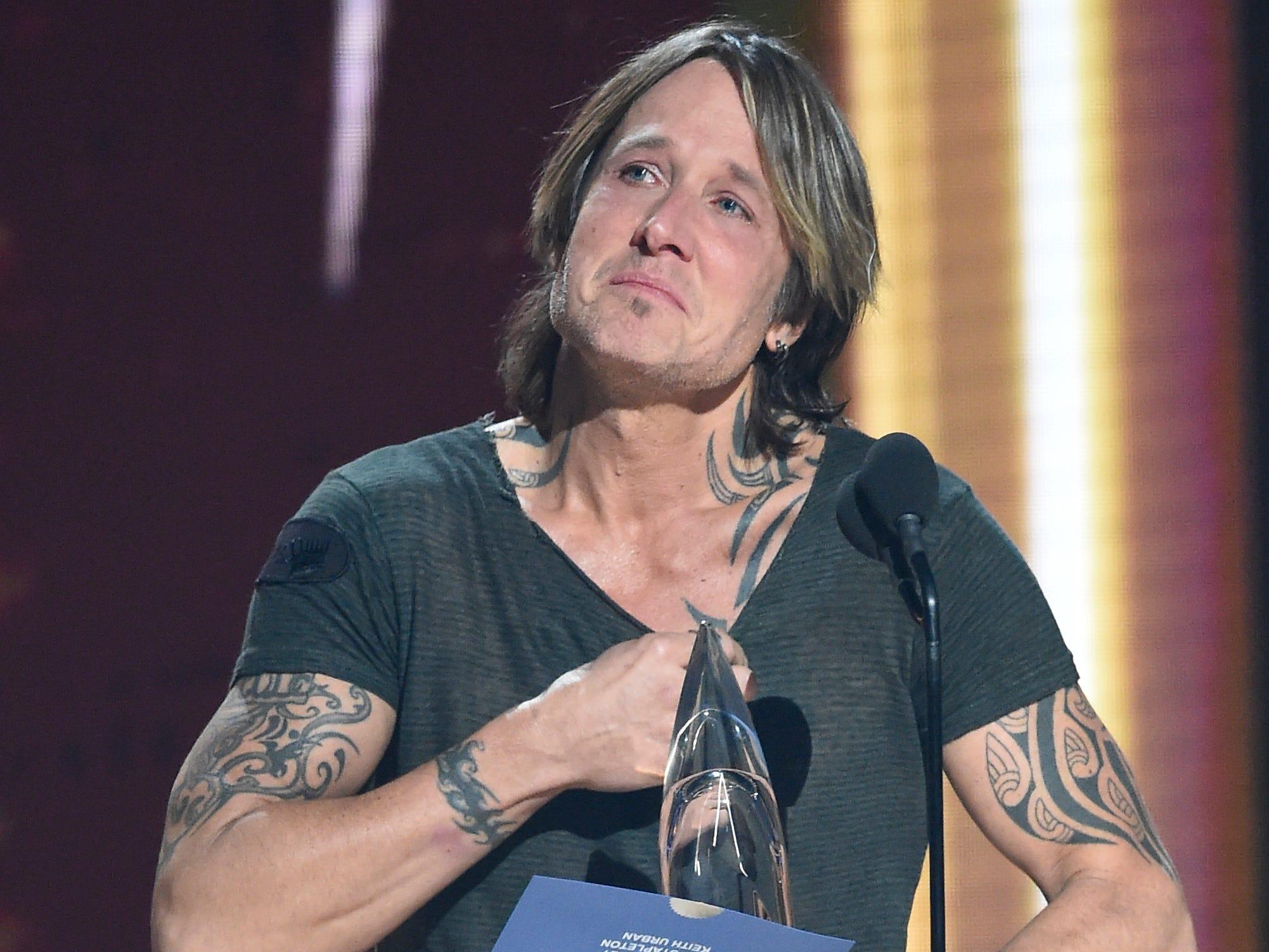 CMA Awards 2018: Keith Urban upsets, Chris Stapleton steamrolls