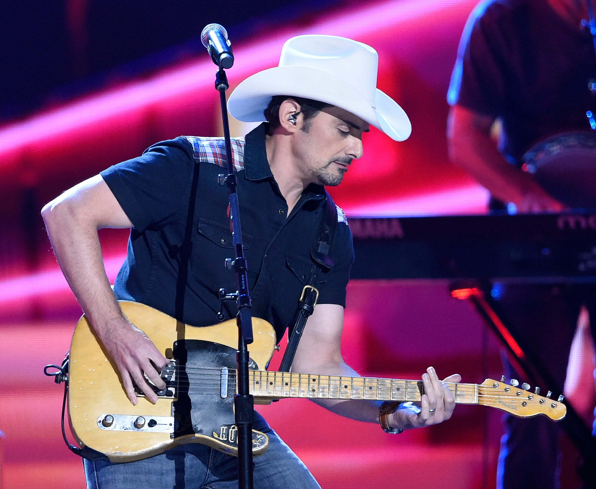 781cb36c8 Brad Paisley releases new song  My Miracle  for wife Kimberly Williams-Paisley  The Tennessean - 15 33 PM ET March 11