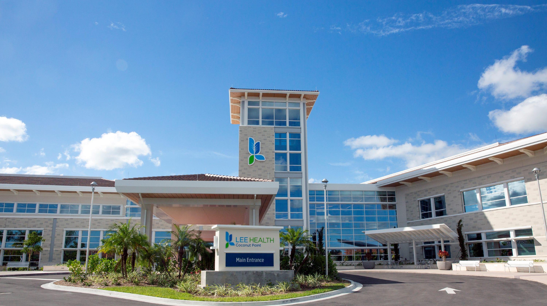 2ec6fc3d4b3e Lee Health - Coconut Point in Estero opens its doors to patients in ...