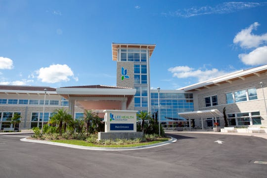 Lee Health - Coconut Point medical campus is pictured on Thursday, Nov. 15, 2018, in Estero. The facility opened Dec. 3, 2018.