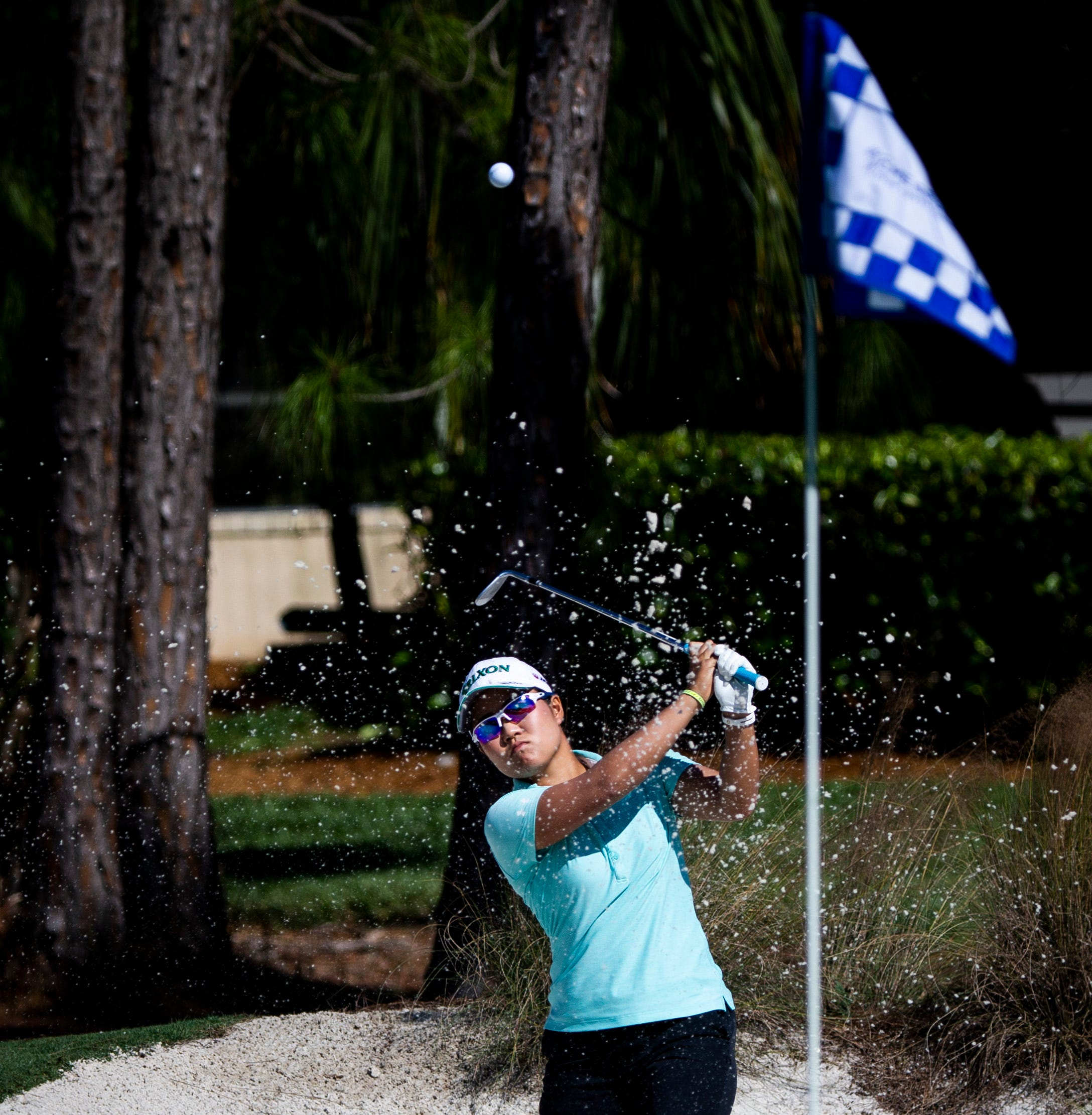 CME Group Tour Championship: Brittany Lincicome, Lexi Thompson go back in time to near top
