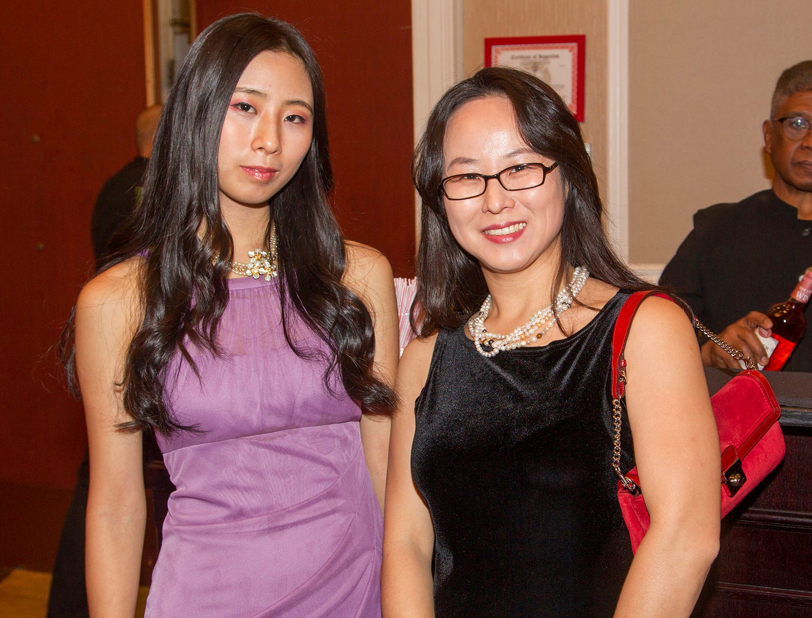 Jane Kim and Ellen Lim. Jessie Banks Foundation holds 16th annual Scholarship Awards Gala in Teaneck. 11/09/2018