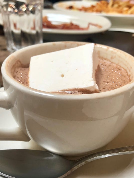 Raymonds Hot Chocolate