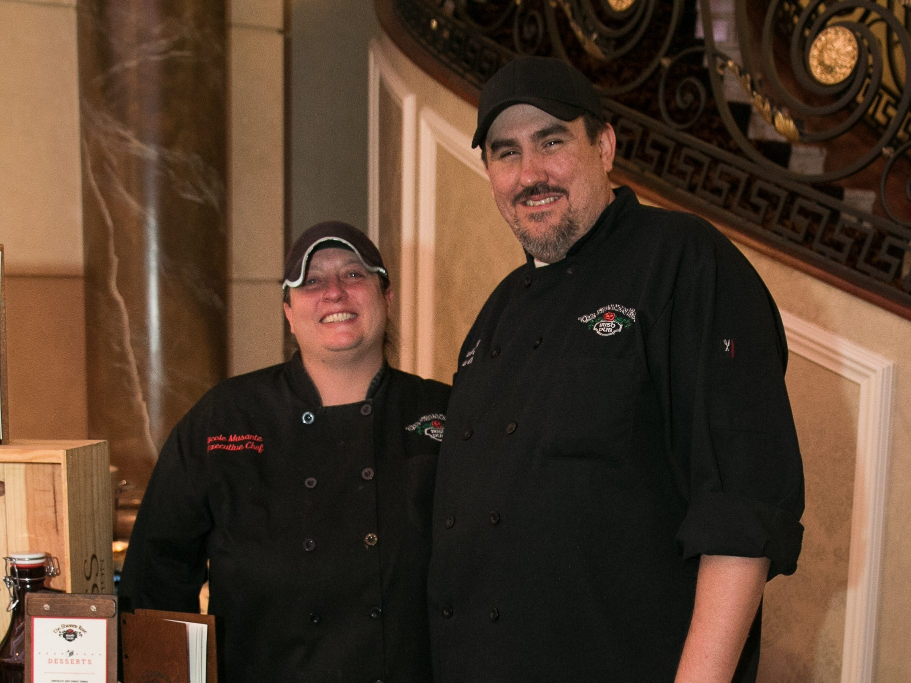 """The Shannon Rose. The New Bridge Medical Center Foundation held its 10th Annual """"A Taste of Bergen"""" at The Venetian in Garfield. The evening featured celebrity chef Chris Holland, the 2017 Grand Champion of the Food Network's """"Chopped."""" 11/12/2018"""