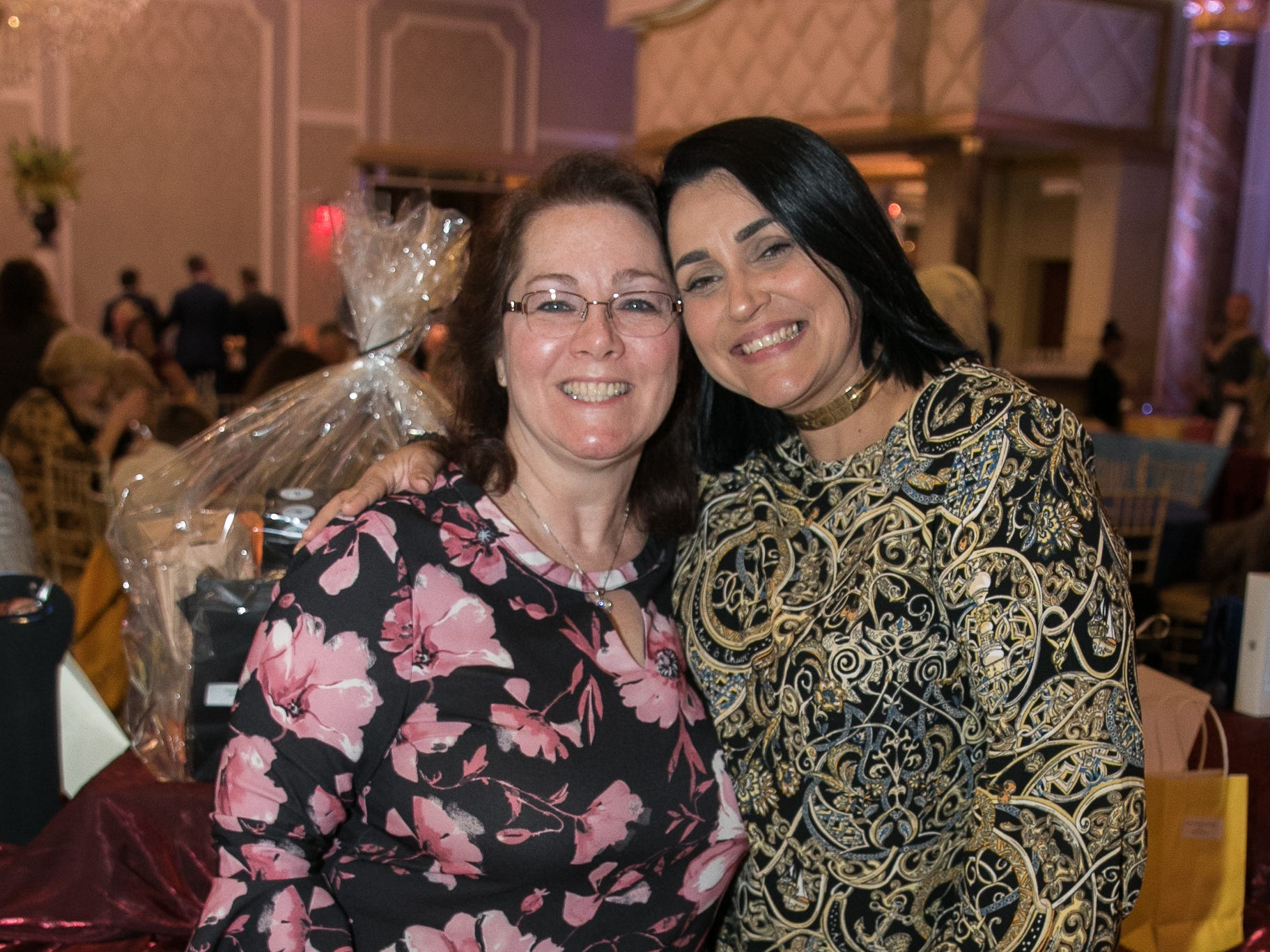 "Michele Zerener, Mariibel Santana. The New Bridge Medical Center Foundation held its 10th Annual ""A Taste of Bergen"" at The Venetian in Garfield. The evening featured celebrity chef Chris Holland, the 2017 Grand Champion of the Food Network's ""Chopped."" 11/12/2018"