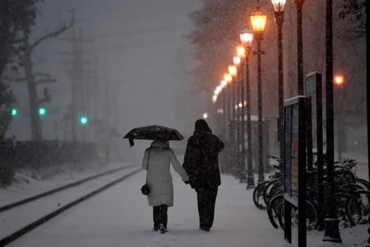 North Jersey Snow