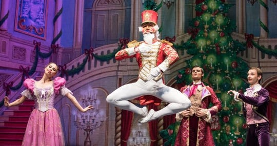 The Moscow Ballet presents The Great Russian Nutcrackeron Nov. 30 at Shea Center for Performing Arts in Wayne.
