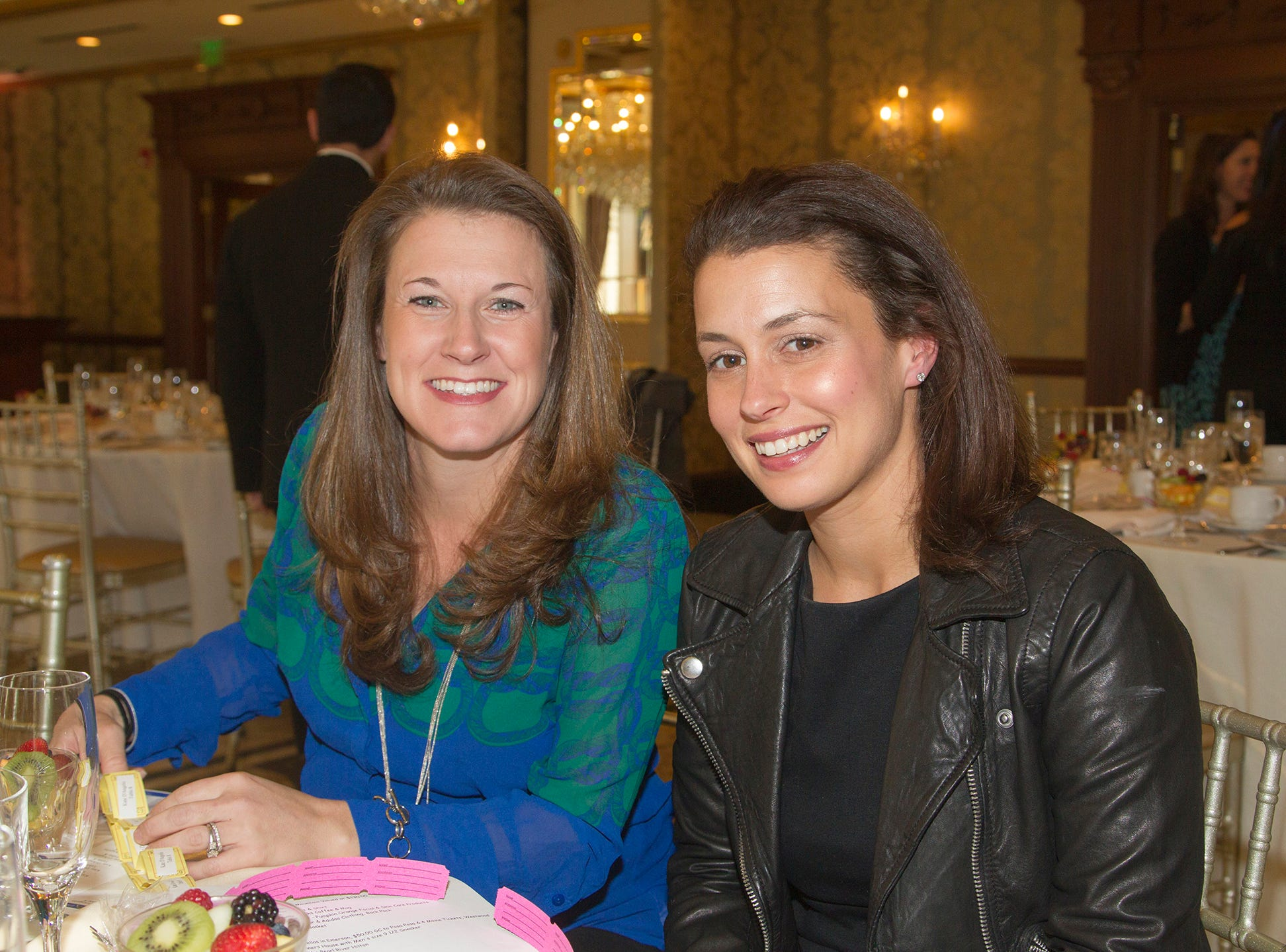 Katie D'Angelis, Marisa Foster-Moore. Josephine's Garden, part of Hackensack Meridian Health, held its luncheon gala at Season's in Washington Township. The mission of this organization is to provide a place of respite, joy and hope to children battling cancer. 11/14/2018