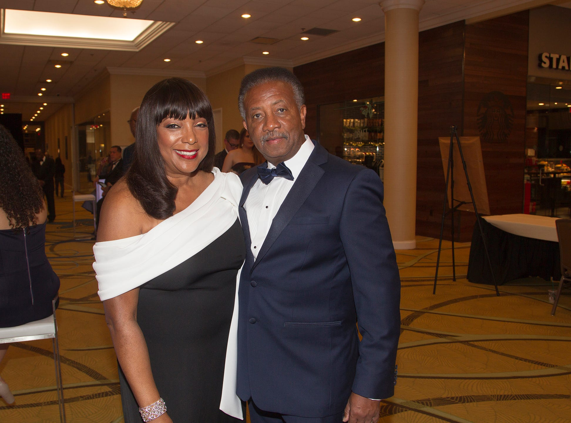 Mary and Johnnie Lee. Jessie Banks Foundation holds 16th annual Scholarship Awards Gala in Teaneck. 11/09/2018