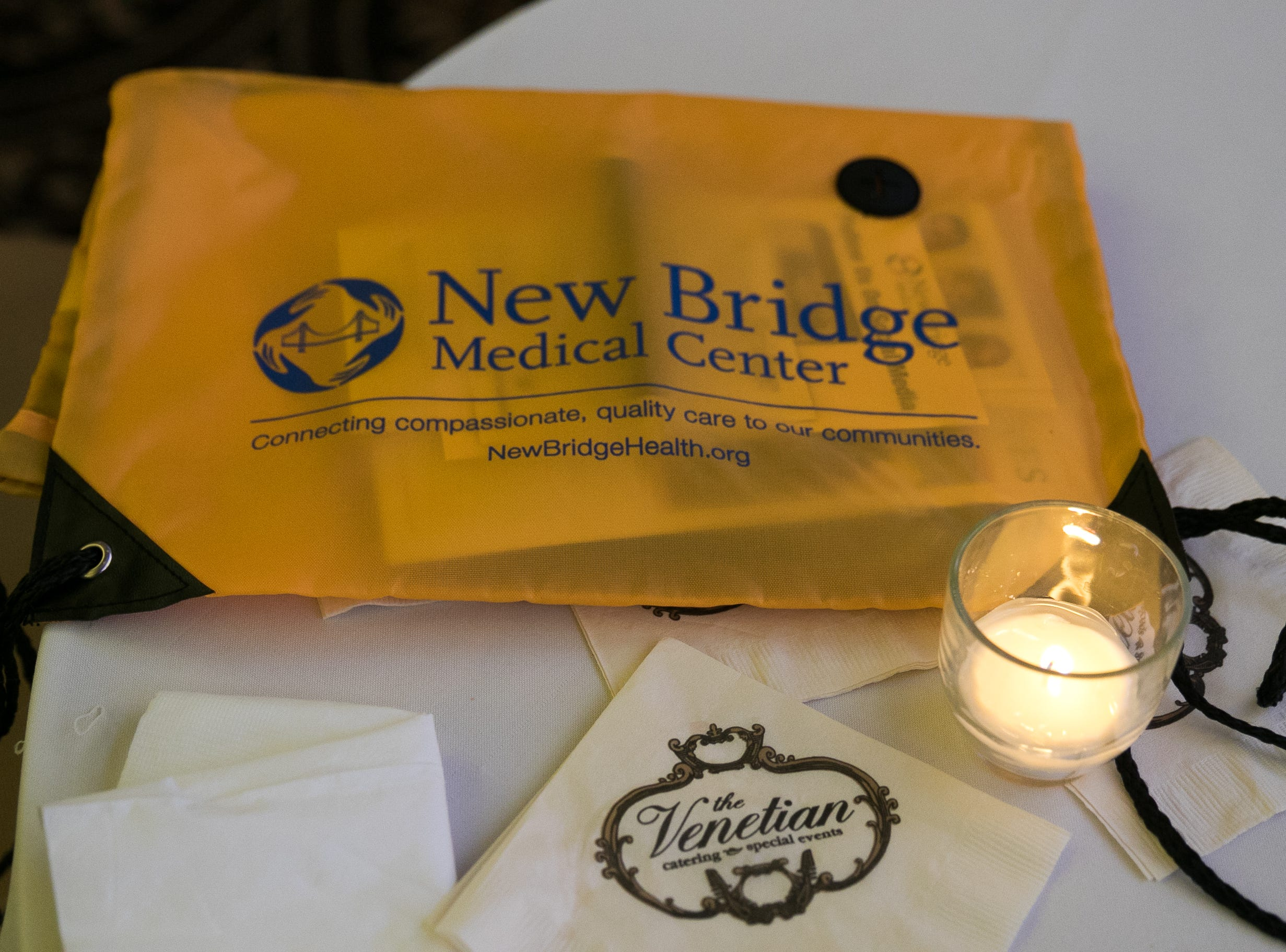 """The New Bridge Medical Center Foundation held its 10th Annual """"A Taste of Bergen"""" at The Venetian in Garfield. The evening featured celebrity chef Chris Holland, the 2017 Grand Champion of the Food Network's """"Chopped."""" 11/12/2018"""