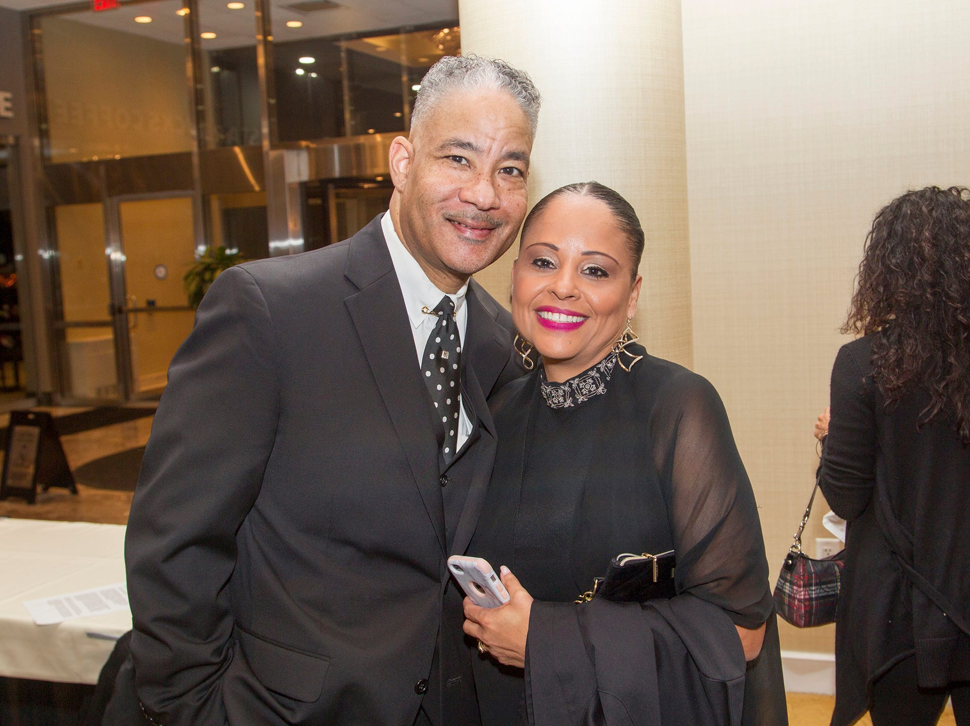 Jeff and Kim Fowlkes. Jessie Banks Foundation holds 16th annual Scholarship Awards Gala in Teaneck. 11/09/2018