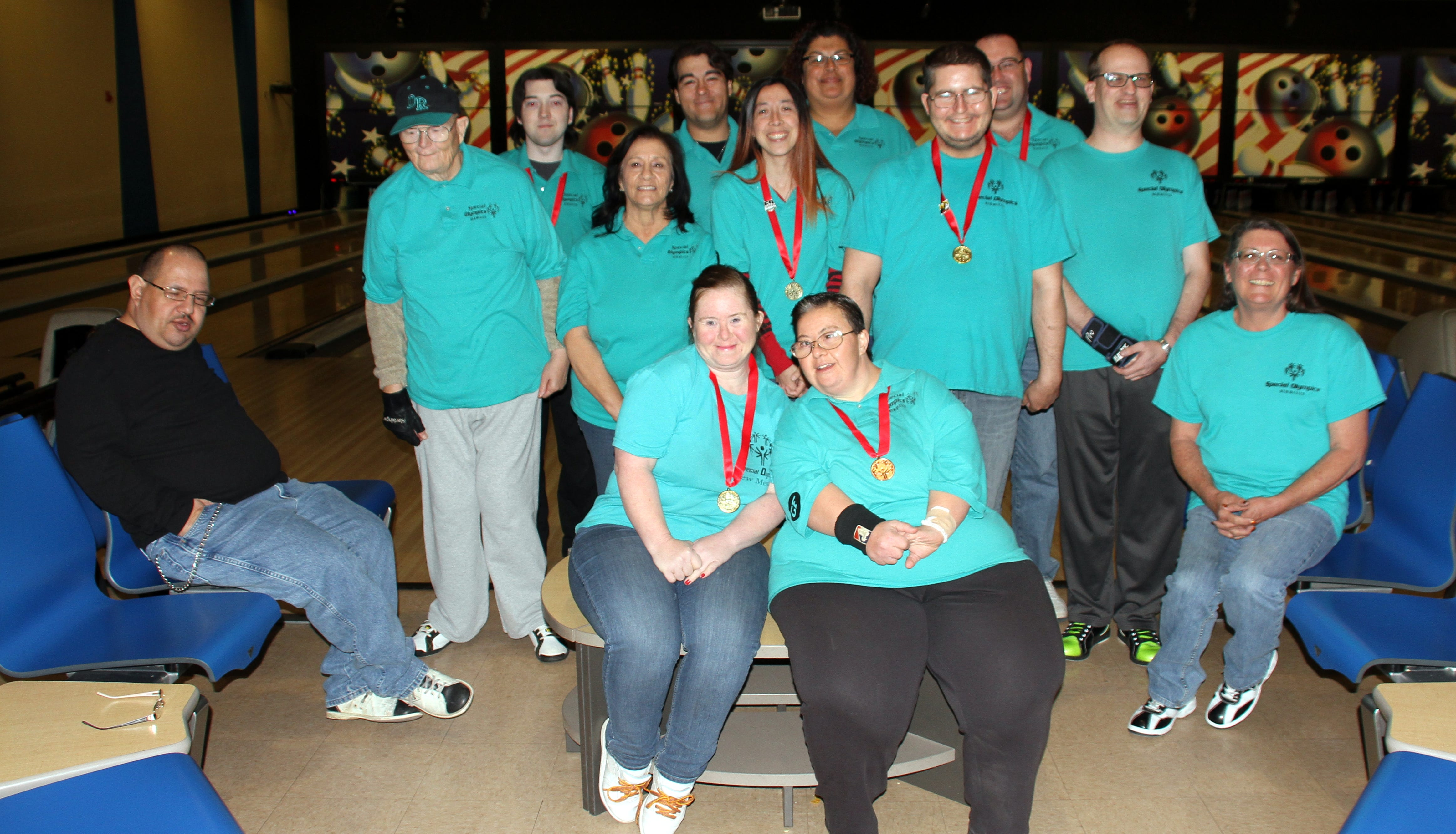 The Deming Roadrunners returned from the New Mexico Special Olympics State Bowling Tournament held last weekend north of Albuquerque with quite a medal haul. The team had four gold medal winners a silver and a bronze. Each athlete raised the bar for Deming Special Olympics.