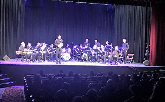 Van Winkle said he was happy with the concert's turnout, and that he and the other musicians were looking forward to rehearsals starting again in June.