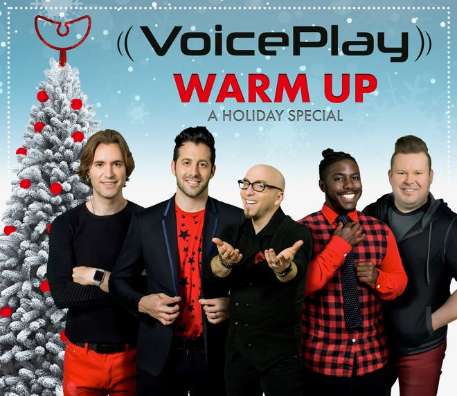 """Voice Play, winner of NBC's hit show """"The Sing-Off,"""" will appear Nov. 30 at The Spencer Theater."""