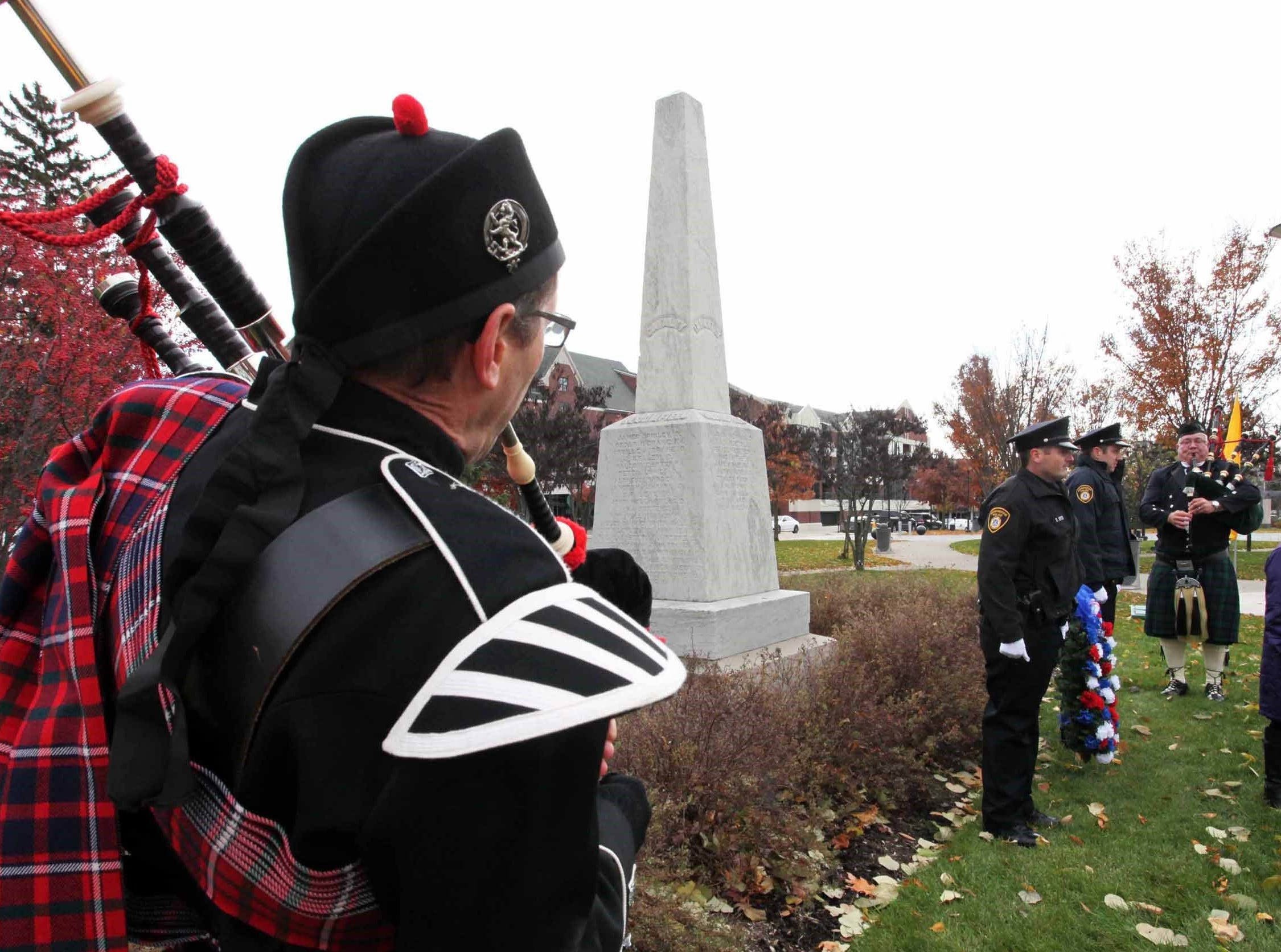 Birmingham turns out to honor veterans at Shain Park ceremony