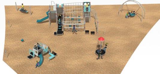 Pavilion Shore Playground