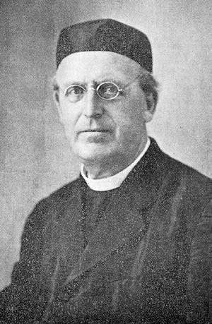 Father John Engberink, pastor of St. Landry Catholic Church in Opelousas from 1895-1918.