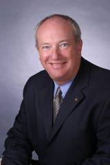 Indian Wells City Manager Wade McKinney