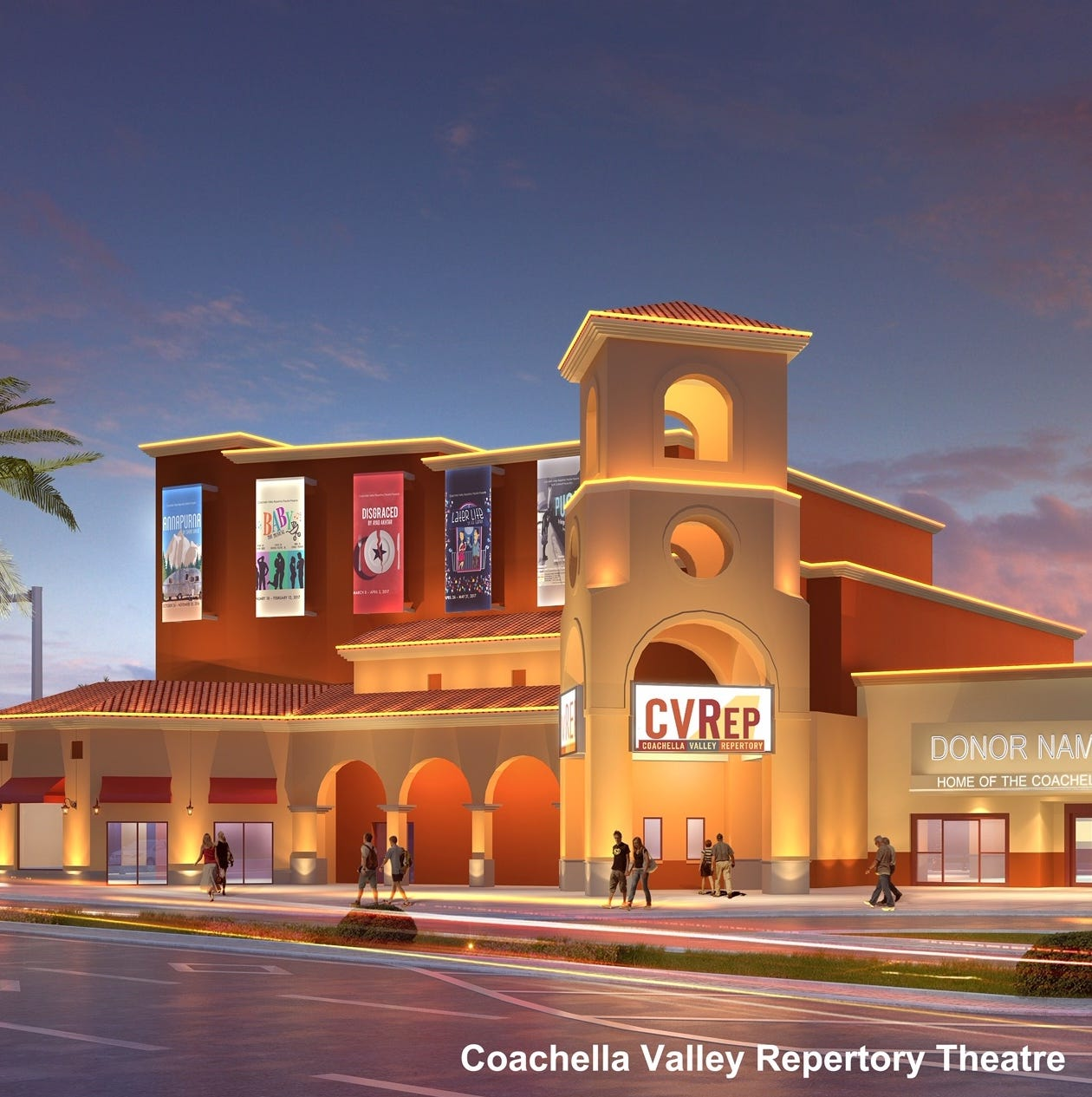 How Coachella Valley Repertory Theatre Made Their Dream Come True