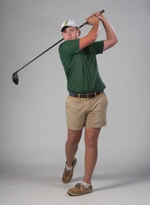 Justin Burroughs, Catholic… Boys Golfer of Year