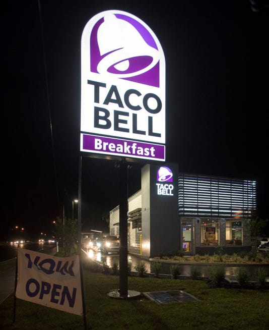 East Hill Taco Bell