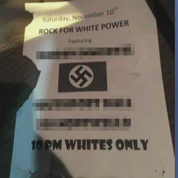 Pensacola band hijacked by 'Rock For White Power' condemns white supremacists