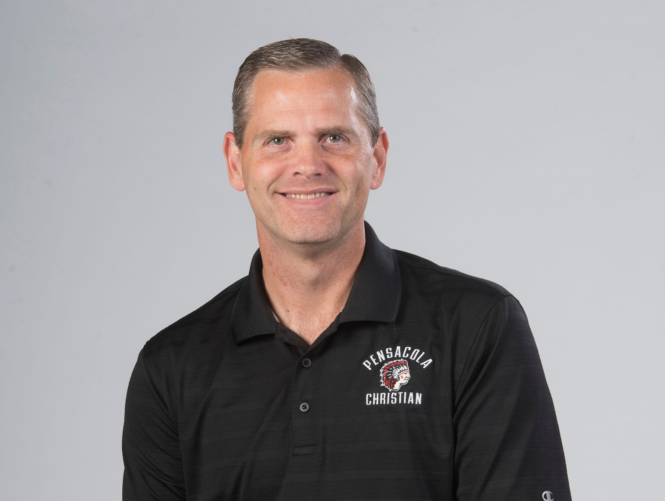 Scott Cochran, Pensacola Christian Academy, cross country coach