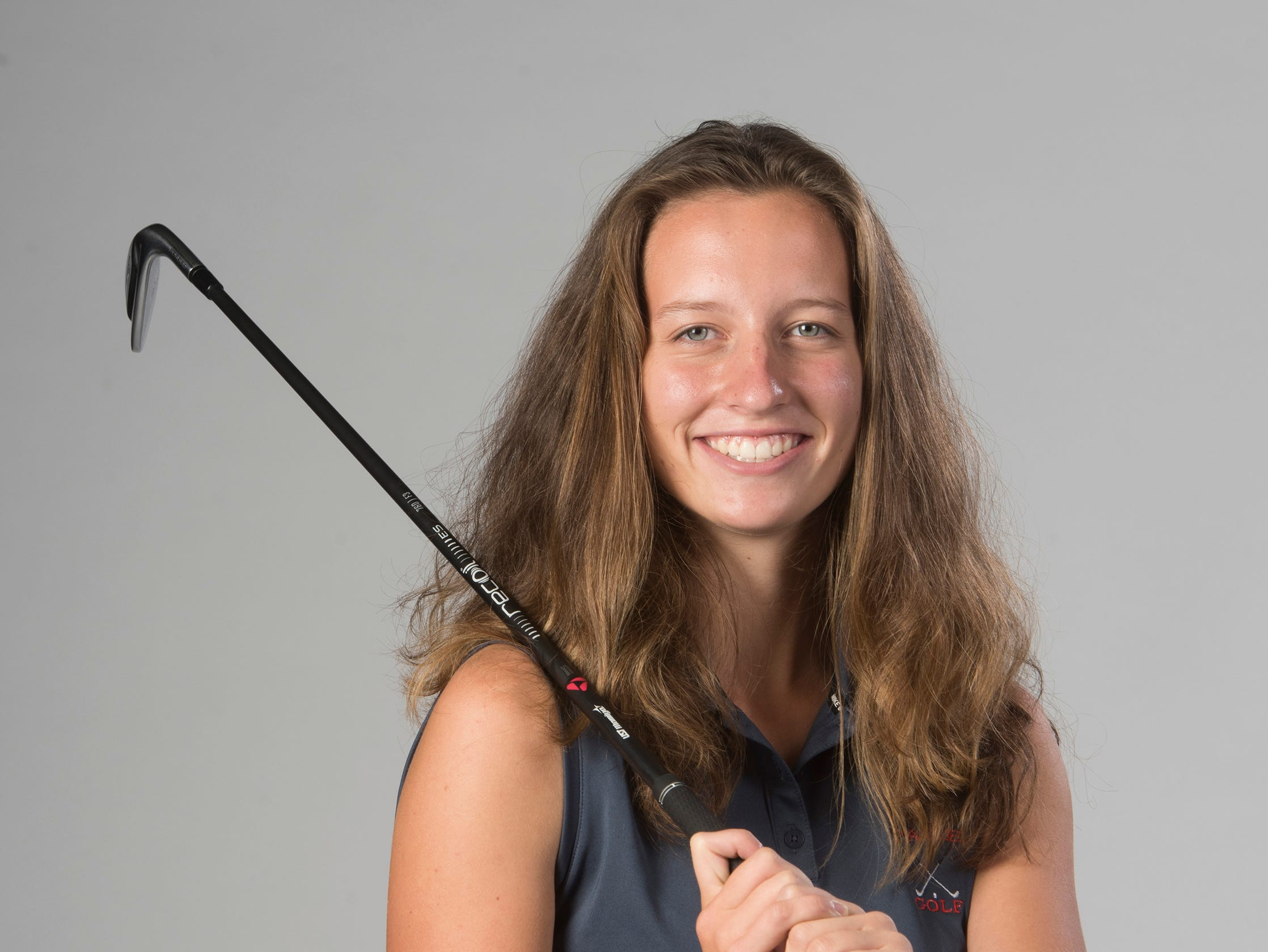 Elise Schultz, senior, Pace, girls golfer of year