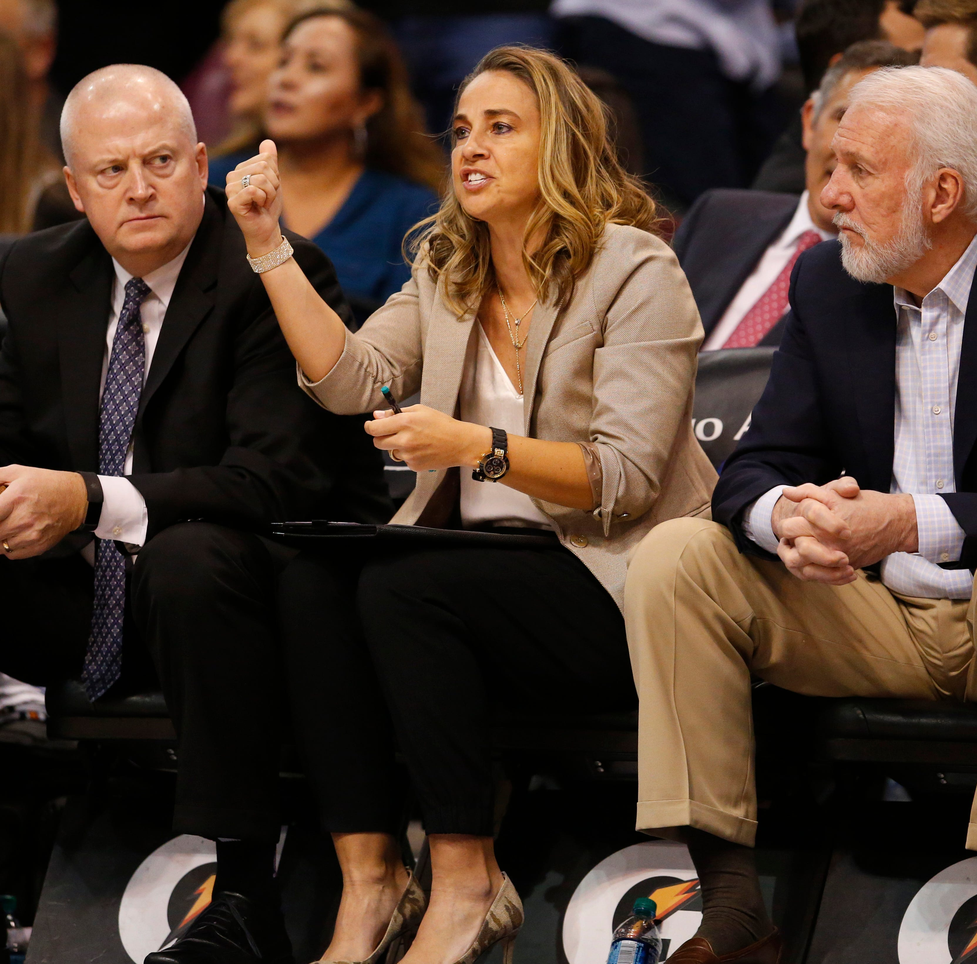Why isn't Spurs assistant Becky Hammon an NBA head coach yet?