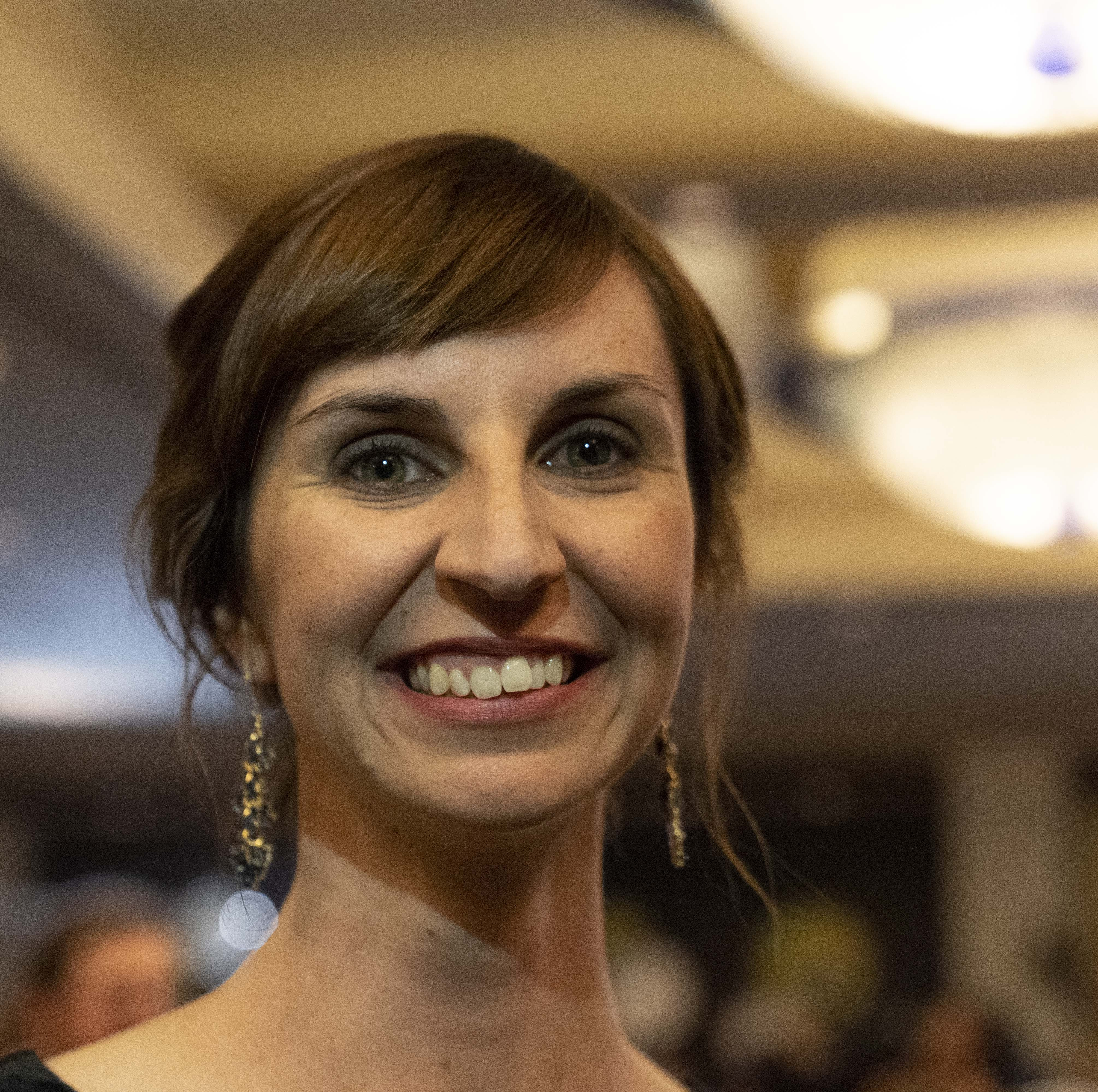 Meet Superintendent-elect Kathy Hoffman