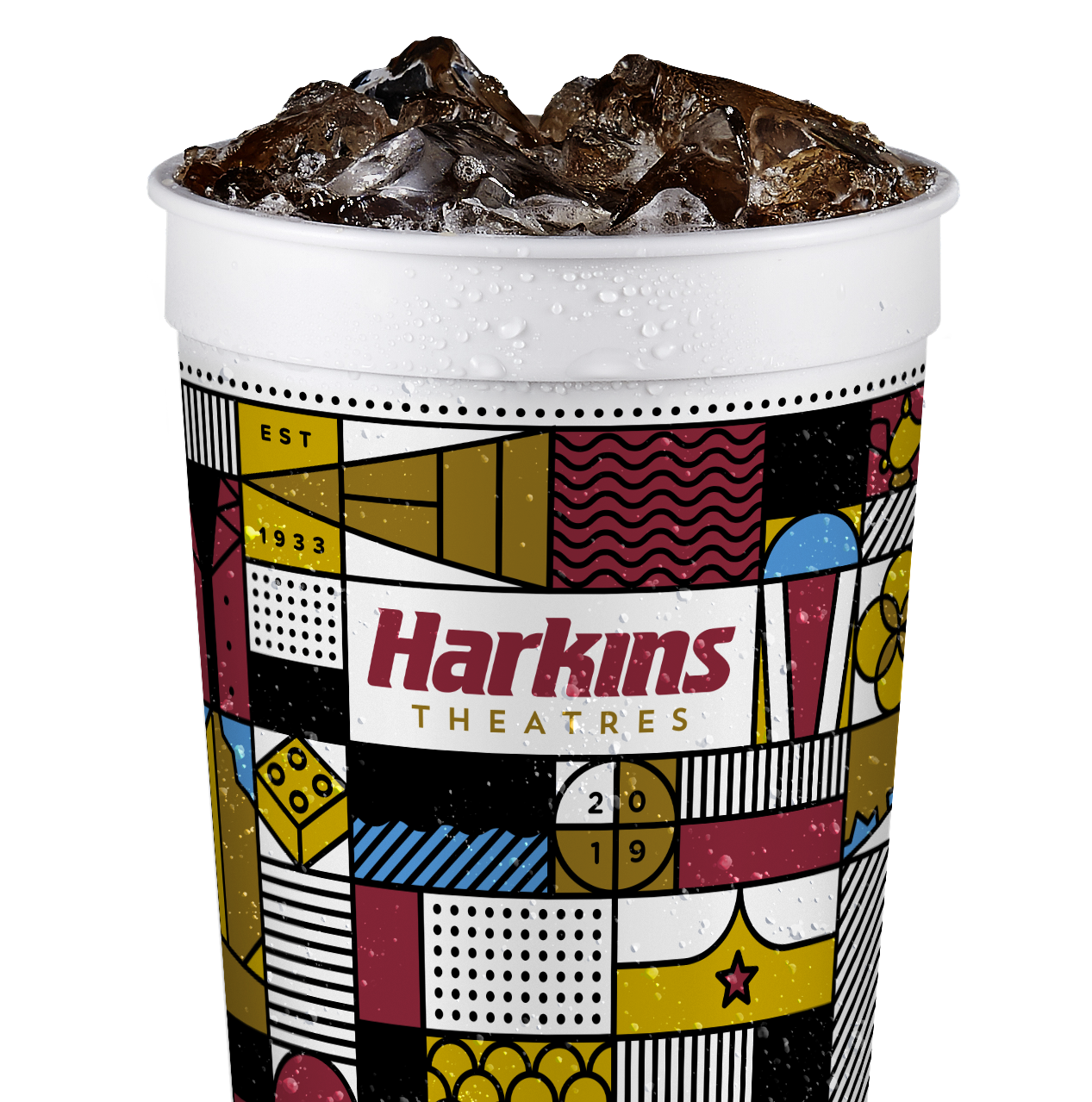 Attention, moviegoers: The 2019 Harkins loyalty cup is now available