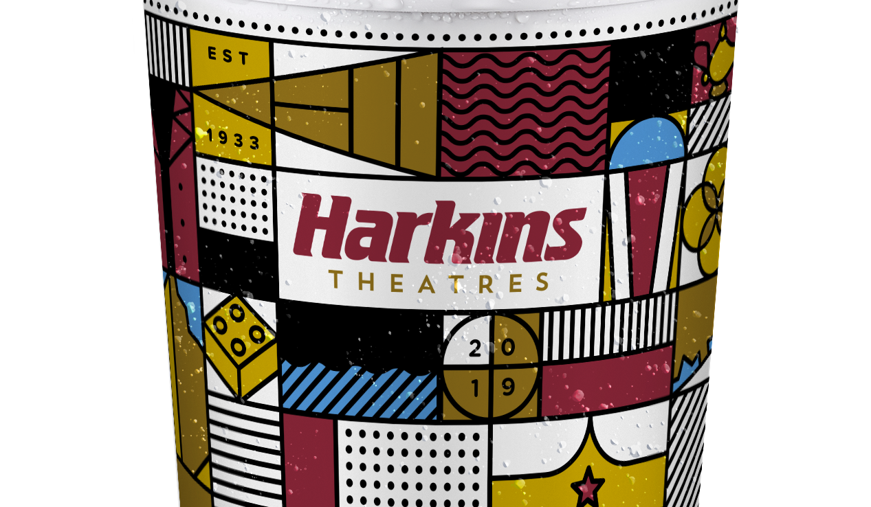 The 2019 Harkins loyalty cup went on sale Nov. 15, 2018.
