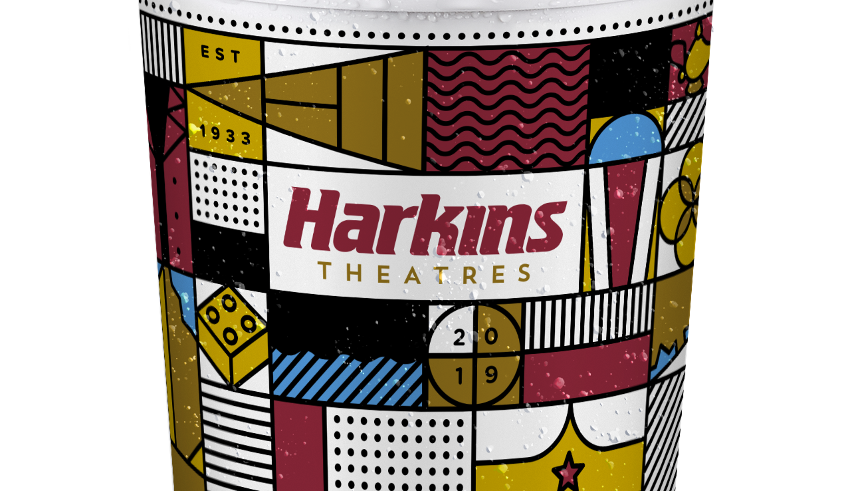 Attention, moviegoers: 2019 Harkins loyalty cup is now available