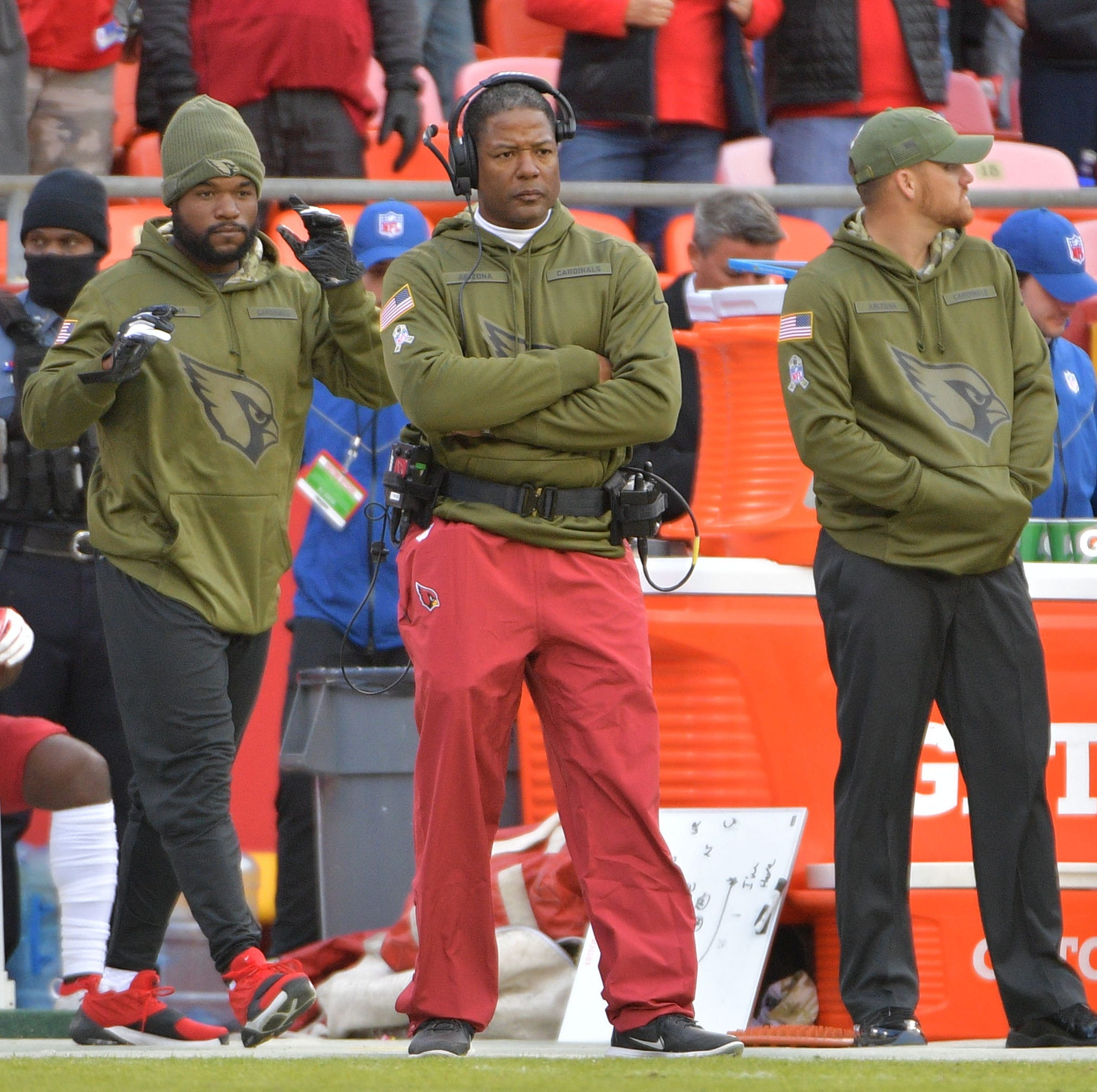 NFL coaches on hot seat: Could Steve Wilks be fired after one year with Arizona Cardinals?