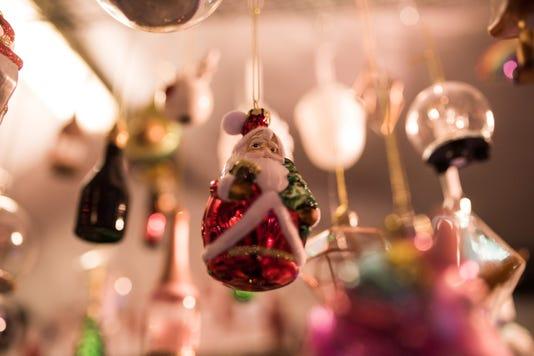 Britain Christmas Retail