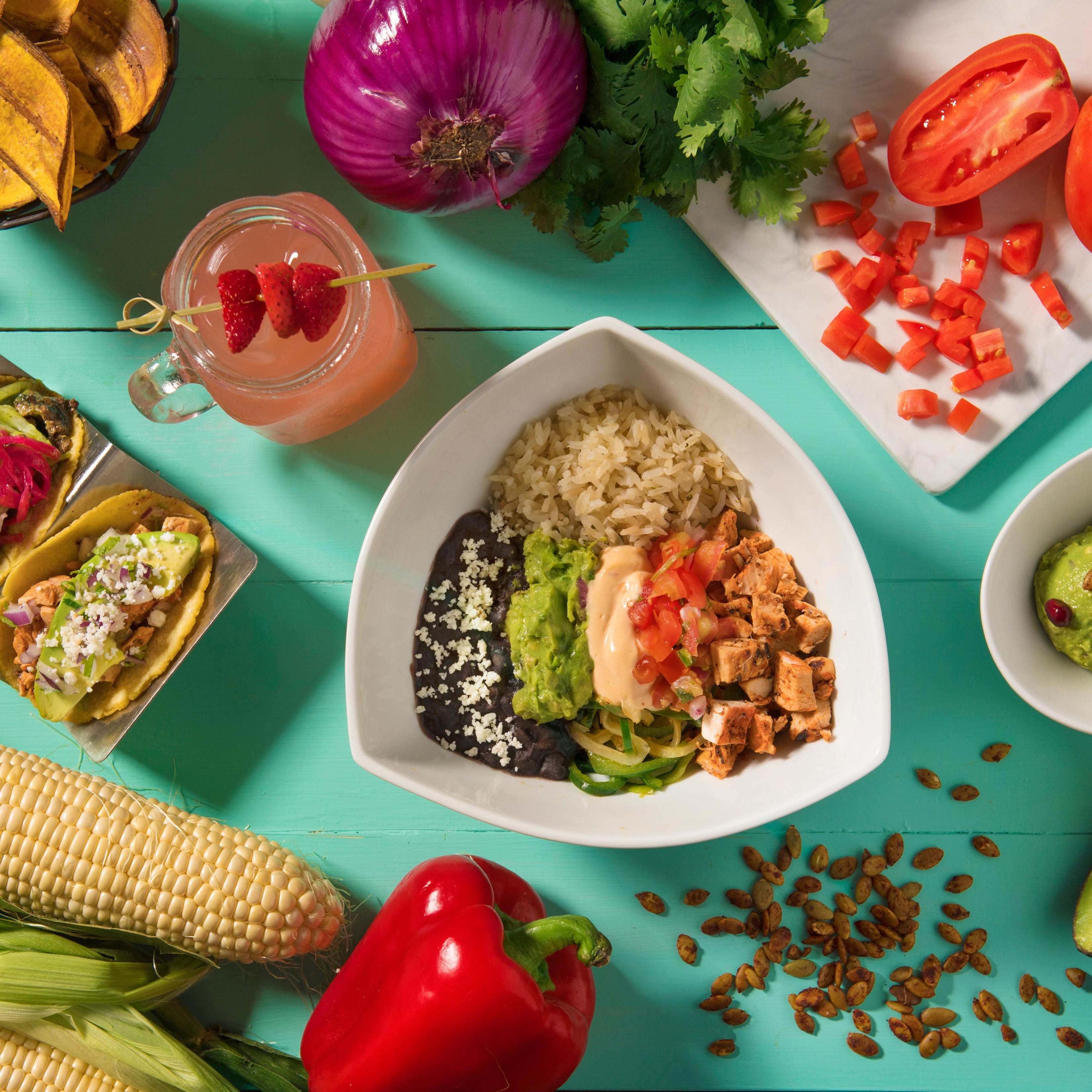 Tocaya Organica opens in Phoenix: 'First foray' out of state for healthy Mexican food chain