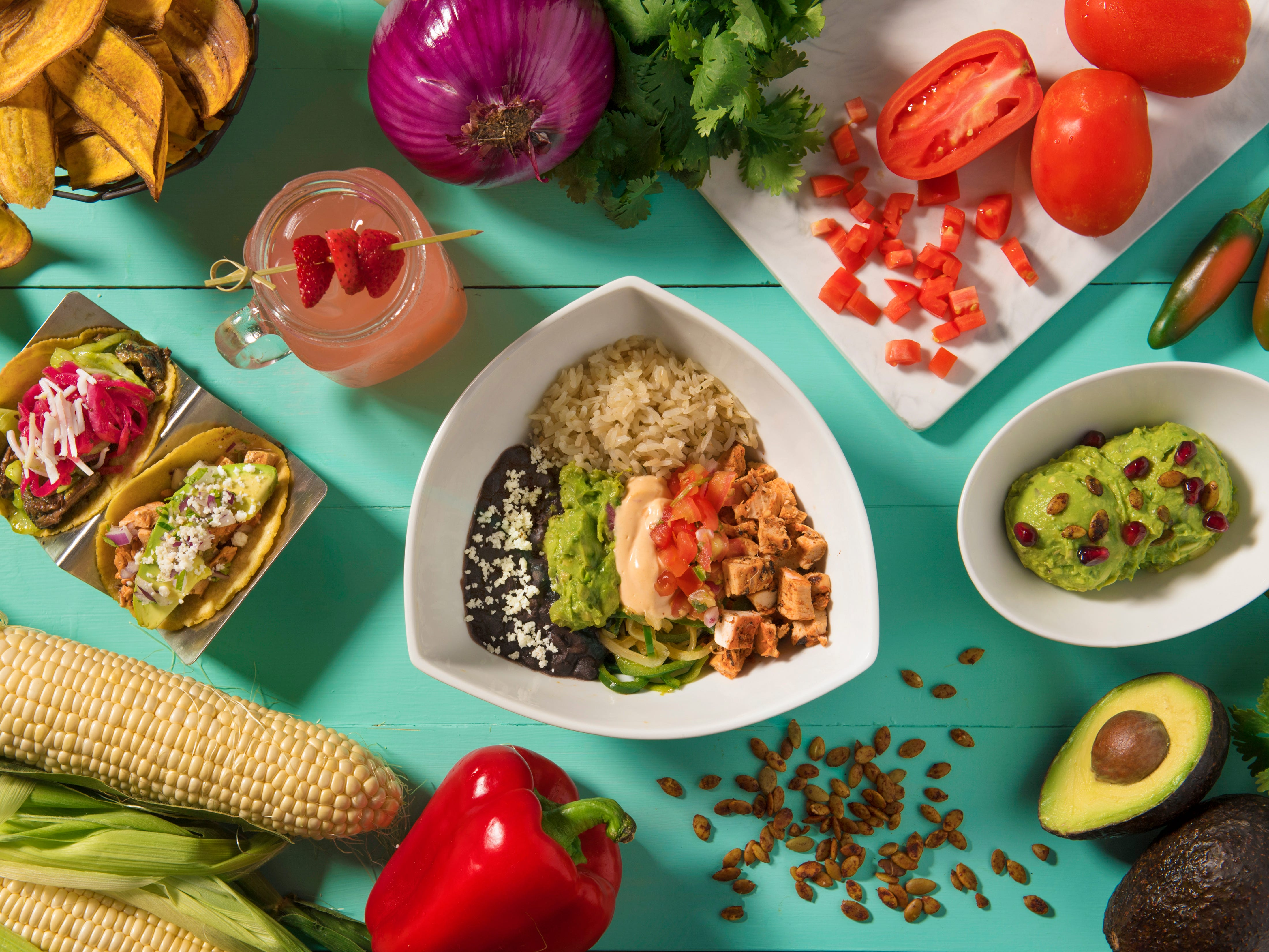 Tocaya Organica has healthful, modern Mexican food at Kierland Commons in Phoenix