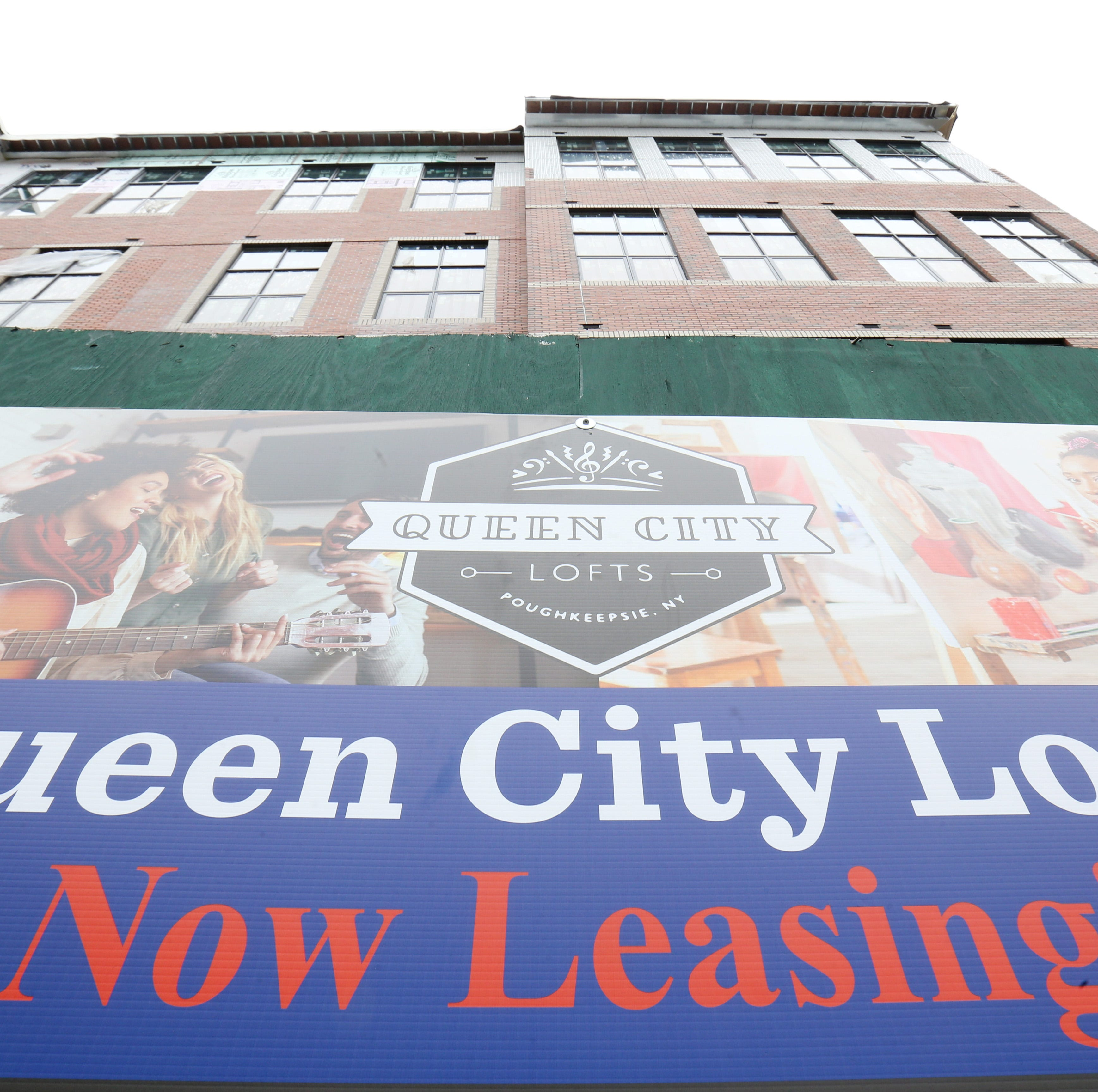 Queen City Lofts on Main Street in the City of Poughkeepsie on November 15, 2018.